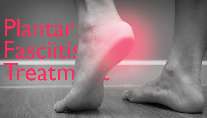 "Main image of the blog ""Plantar Fasciitis"""